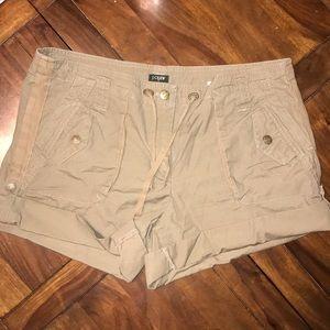 J Crew Shorts | Size 12 CityFit